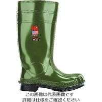 SFC ユニセックス耐滑ブーツ ワーク Guardian IV 先芯 グリーン 22.0CM 2066-04 207-3361(直送品)