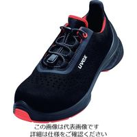 UVEX(ウベックス) UVEX 作業靴 ウベックス1 G2 パーフォレーテッド シューズ S1 SRC 6846545 206-7695(直送品)