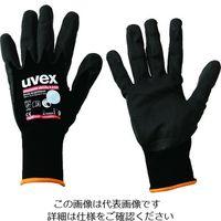 UVEX(ウベックス) UVEX ニトリル背抜き手袋 フィノミック エアライト A ESD S 6003867 1双 206-7427(直送品)