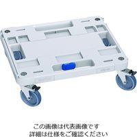 TANOS システナー3 M・Lサイズ用キャリーカート 耐荷重100Kg 83500064 1台 206-6912(直送品)
