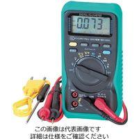 イチネンTASCO デジタルマルチメータ TA452KW 1セット(2台)(直送品)