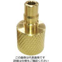 イチネンTASCO 真空ポンプアダプター TA159YF-1 1セット(10個)(直送品)
