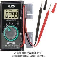イチネンTASCO デジタルマルチメータ TA452TR 1セット(5個)(直送品)