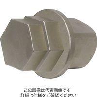イチネンTASCO ラチェットトルクレンチ用アダプタ TA419TQ-45 1セット(3個)(直送品)