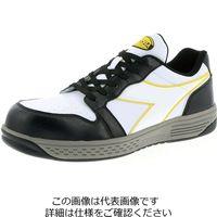 イチネンTASCO 安全作業靴 TA963AK-25.5 1セット(3足)(直送品)