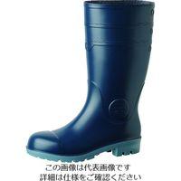 ミドリ安全 安全長靴 NW1000ブルー静電 25.5cm NW1000S-BL-25.5 1足 194-8963(直送品)