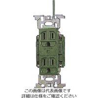 パナソニック(Panasonic) Panasonic フルカラー医用アース付ダブルコン・G WN1318GK 158-1490(直送品)