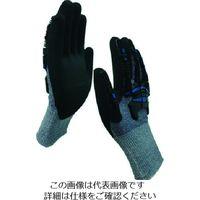 トラスコ中山(TRUSCO) TRUSCO 手甲ガード付き耐切創手袋L TIMP3017-B11PL 1双 208-2844(直送品)
