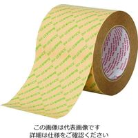 3M ポリエステル基材両面粘着テープ ST-416P 100mmx30m ST416P 100X30 1P 207-2198(直送品)