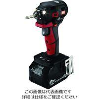 マックス(MAX) MAX 充電式ブラシレスインパクトドライバ18Vセット赤 PJ-ID153R-B2C/1850A 1台 195-0210(直送品)