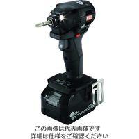 マックス(MAX) MAX 充電式ブラシレスインパクトドライバ18Vセット黒 PJ-ID153K-B2C/1850A 1台 195-0211(直送品)