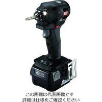 マックス(MAX) MAX 充電式ブラシレスインパクトドライバ14.4Vセット黒 PJ-ID153K-B2C/1440A 195-0228(直送品)