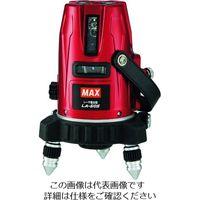 マックス(MAX) MAX レーザ墨出器受光器三脚セット LA-505-DTセット LA-505-DT182 1台 207-7803(直送品)