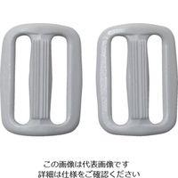 ユタカメイク(Yutaka) ユタカメイク 金具 トライグライト A25×L24 ホワイト JB-03 1個 113-3875(直送品)