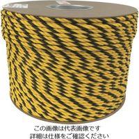 ユタカメイク(Yutaka) ユタカメイク ロープ 標識ロープドラム巻 6φ×1m RY-10 1セット(200m) 113-5487(直送品)