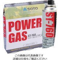 新富士バーナー 新富士 SOTOパワーガス 3本パック ST-7601 1個 851-3155(直送品)