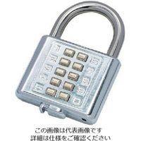 アイワ金属(AIWA METALS) シミズ デジタルロック50mm(ブリスター) AP-025C 1個 849-0170(直送品)