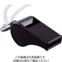 トーヨーセフティー(TOYO SAFETY) トーヨーセフティ ホイッスル(プラスチック・小型)黒 NO-21 1個 853-7396(直送品)