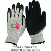 おたふく手袋 おたふく ソフキャッチ EX-FIT セーフティ 天然ゴム クレーターパーム S A-351-S 1双 207-0506(直送品)