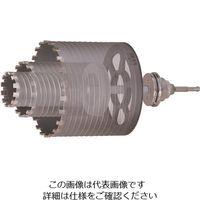 ユニカ UR21 乾式ダイヤ80mm ストレートシャンク(UR-Lシャンク対応) UR21-D080ST 189-6840(直送品)