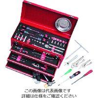 京都機械工具 KTC モーターサイクルツールセット SK35611XMC 1セット 167-7976(直送品)