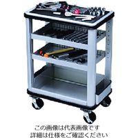 京都機械工具 KTC ツールステーションセット 固定式2段トレイ SK5011 1セット 167-7968(直送品)