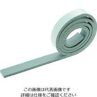 TRUSCO タフロングEPDMテープ グレー5mmX20mmX10m TAFLG-520-10M 195-4830(直送品)