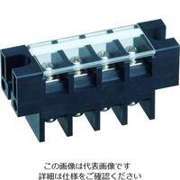 トラスコ中山(TRUSCO) TRUSCO 貫通端子台 600V 100A 6P TOTB-358N-6P 1個 207-5665(直送品)