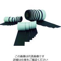 トラスコ中山(TRUSCO) TRUSCO タフロングEPDMテープ 5mmX40mmX10m TAFLT-540-10M 207-6039(直送品)