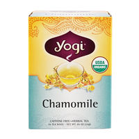 yogi ヨギティー オーガニック カモミールティー 1個(16バッグ入)