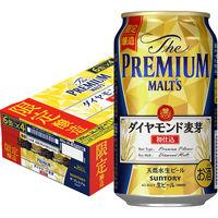 サントリー ザ・プレミアム・モルツ初仕込 350ml × 24缶