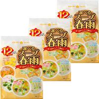 インスタントスープ 選べるスープ春雨12食 3袋 ひかり味噌