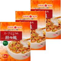 ひかり スープはるさめ 坦々風 5食