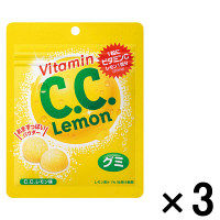 C.C.レモングミ 3袋