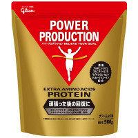 パワープロダクション エキストラアミノアシッドプロテイン サワーミルク味 3袋セット 江崎グリコ