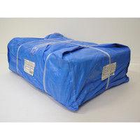 ユタカメイク(Yutaka) #3000ブルーシート 大畳み 3.6m×3.6m <10枚パック> PBZ-L09(直送品)