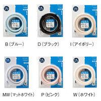 SANEI シャワーホース PS30-86TXA-W 1セット(3個)(直送品)