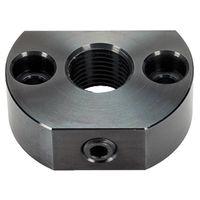 固定ブロック インデックスボルト用 水平取付用(固定用穴が インデックス・ボルトと平行) 22120.0350(直送品)