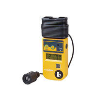 ユニット(UNIT) デジタル酸素濃度計 10m 391-043 1台(直送品)