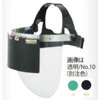 理研化学 直接装着用ダブル防災面 球面型 LG/No.10 2060WHGLG/#10 1セット(2個)(直送品)