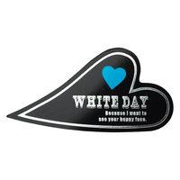 ヘッズ ホワイトデイケーキピック-2 WD-PC2 1セット(1、000枚:100枚×10パック) (直送品)