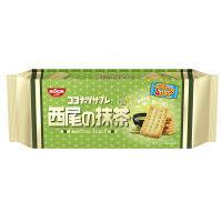 日清シスコ ココナッツサブレ 西尾の抹茶(20枚)