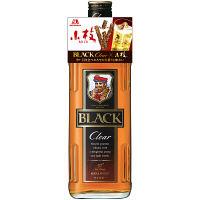 アサヒビール 【数量限定】ブラックニッカクリア 700ml チョコレート景品付き 1個