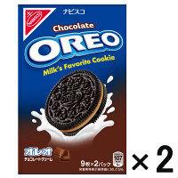 オレオチョコレートクリーム 2個