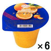 たらみ ネーブルオレンジ 6個