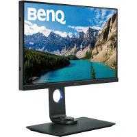 BenQ フリッカーフリー HDR対応 27型 3840x2160(4K) カラーマネージメント液晶ディスプレイ SW271 テレワーク 在宅 リモ (直送品)