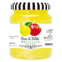 ソントン Sun&Table 東北ラ・フランス&ふじりんご 1個