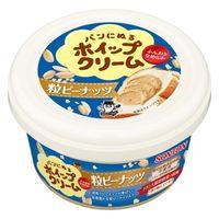 ソントン パンにぬるホイップクリーム 粒ピーナッツ 1個