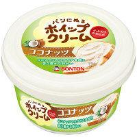 ソントン パンにぬるホイップクリーム ココナッツ 1セット(2個入)