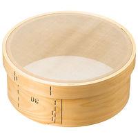 森田金網篩製作所 木枠 ステン張絹漉 60メッシュ 8寸(24cm) 0456600(取寄品)